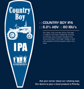 Country Boy IPA