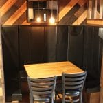 Semi Private Booth