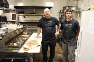 Head Chef Matt McMahon