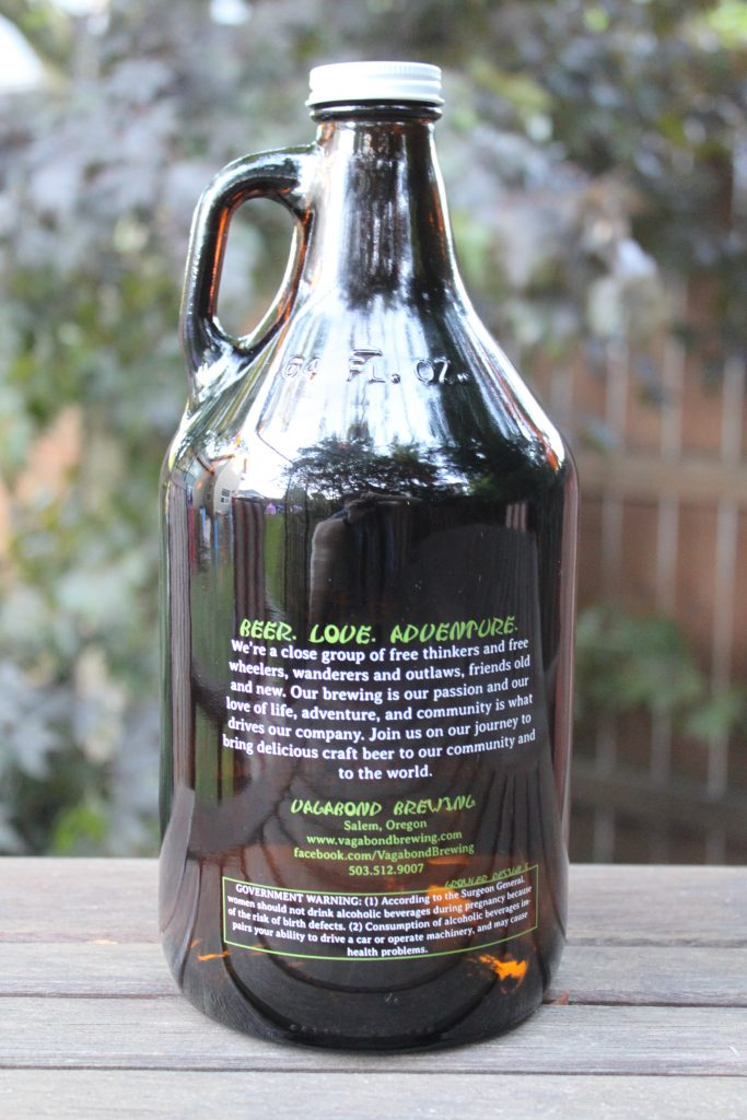 Vagabond Growler Rear