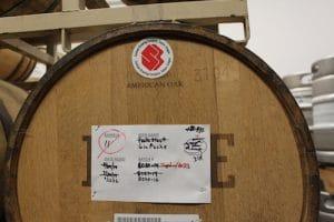 Santiam Oak Barrel