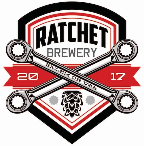 Ratchet Brewing Logo